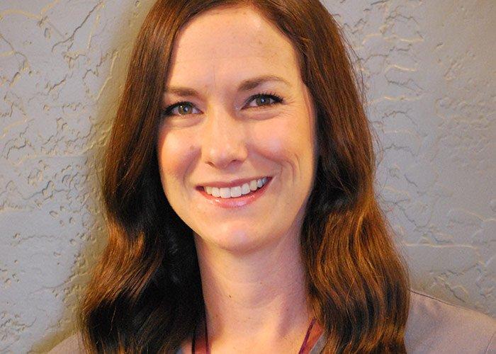 Lindsey Mattinson of Crockett Chiropractic in Salme, UT