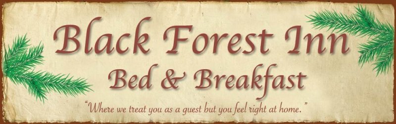 Black Forest Inn logo