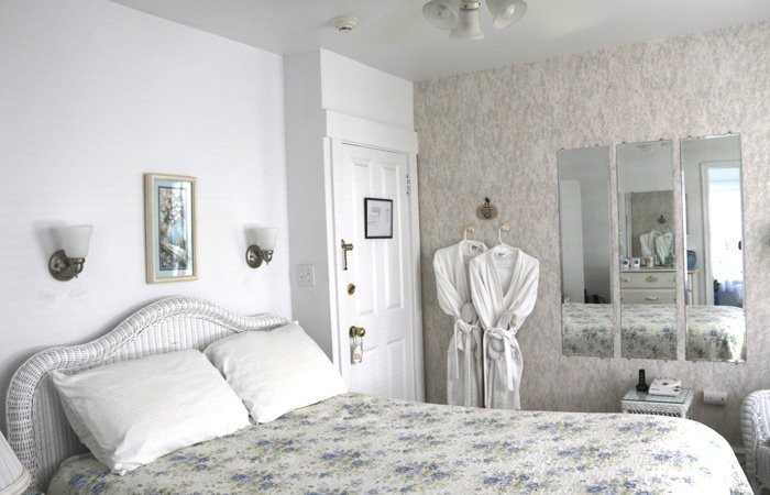 Rooms at Serendipity Bed and Breakfast in Ocean City, New Jersey