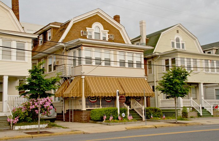 Serendipity bed and breakfast policies in Ocean City, New Jersey