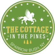 cottage in the pines logo