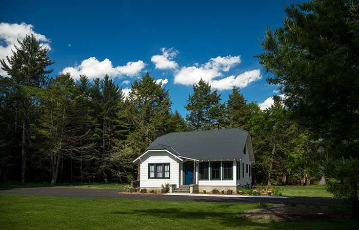 the Cottage in the Pines in Sparrow Bush, New York