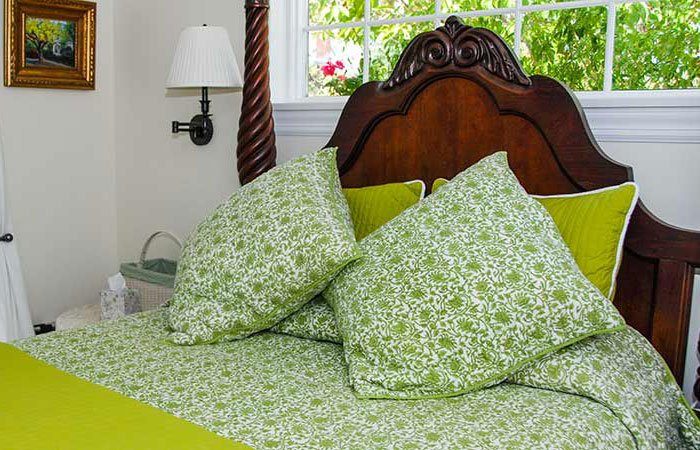 Guest rooms at Harbor Knoll Bed and breakfast in Greenport, New York