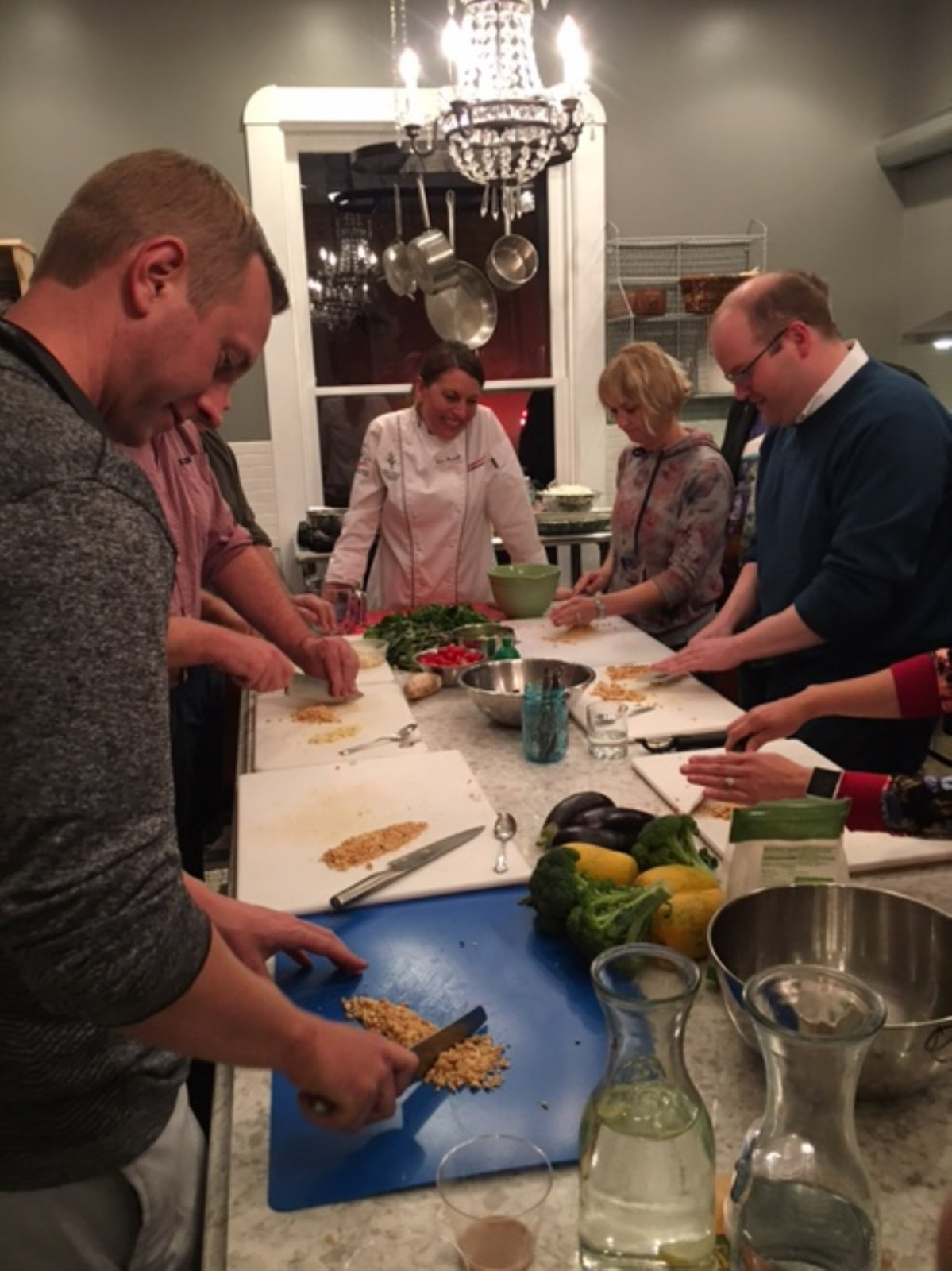 Indianapolis Cooking Classes - Indianapolis, IN Bed & Breakfast ...