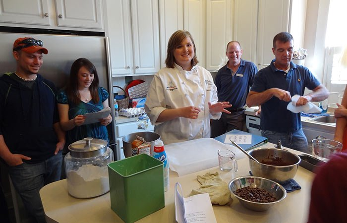 Cooking classes at Nestle Inn in Indianapolis, IN