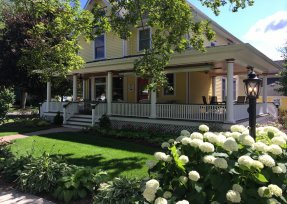 Harrison House B&B in Naperville, IL
