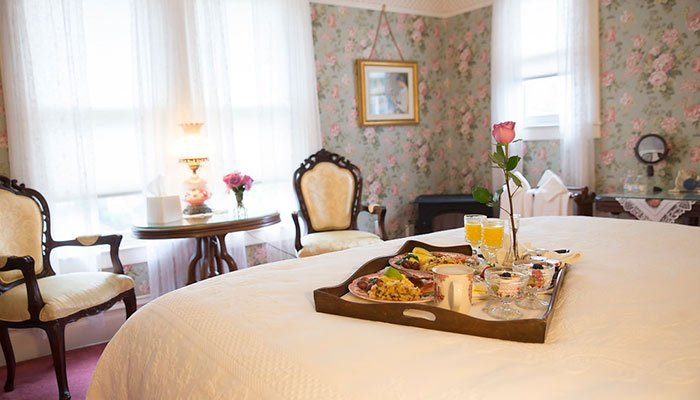 Harrison House Bed Breakfast Naperville Il