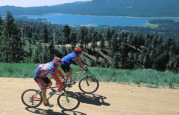 Big Bear Lake California activities Alpenhorn Bed and Breakfast