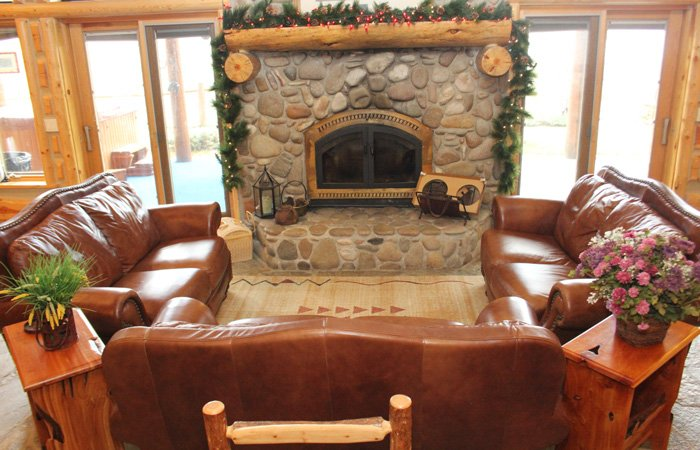 Amenities at Hayhurst Bed and Breakfast in Pine, Idaho