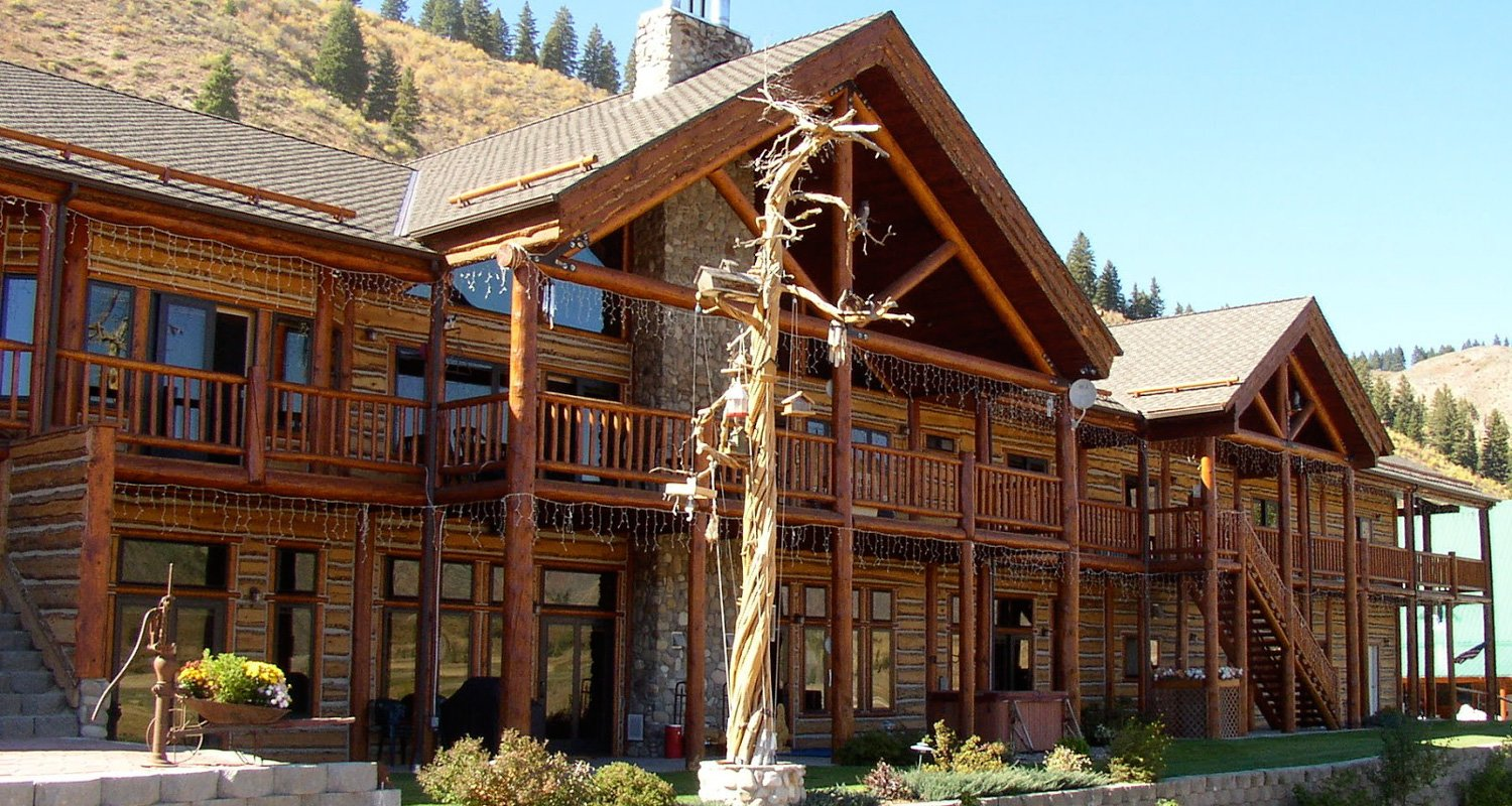Incredible Hayhurst Bed Breakfast In Pine Idaho At Anderson Ranch Download Free Architecture Designs Grimeyleaguecom