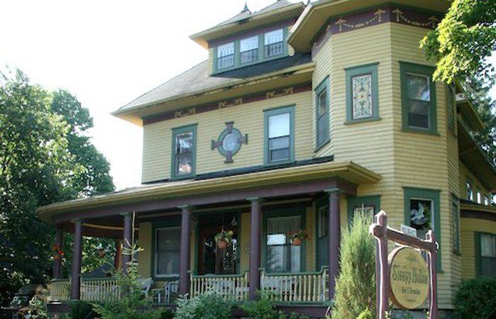 History of Sleepy Hollow Bed and Breakfast