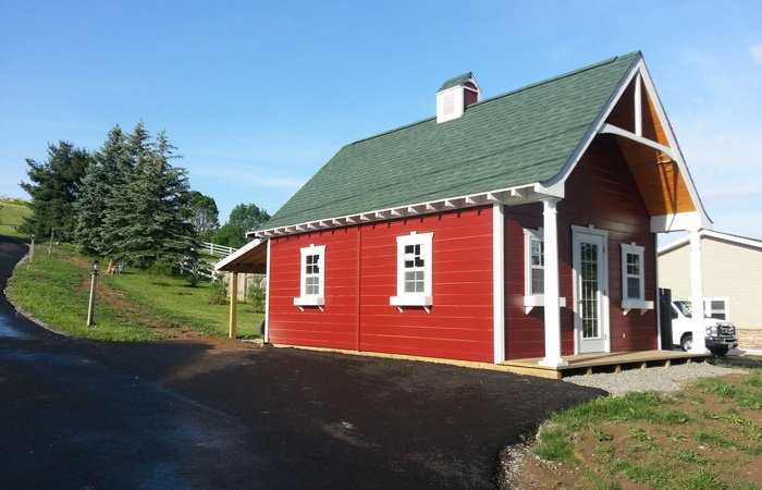 About Blessings Cabins and Lodge