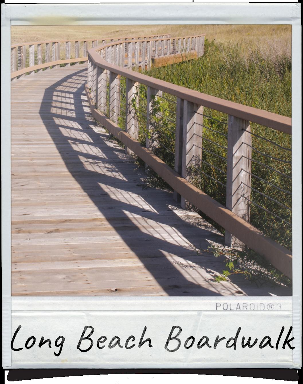 The Long Beach Boardwalk