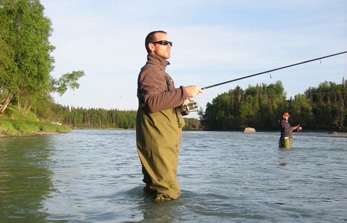 Kenai peninsula fishing packages alaska riverview lodge for Alaska fishing vacation packages