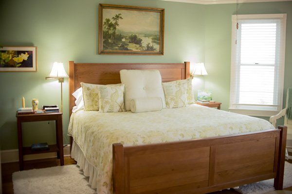 Harmony Hill Bed and Breakfast Rooms
