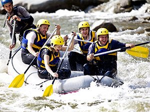 white water rafting near Idaho Bed and Breakfast Association