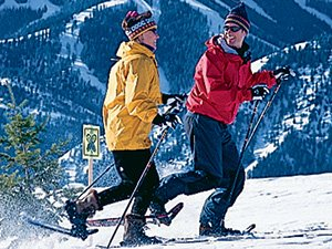 crosscountry skiing near Idaho Bed and Breakfast Association