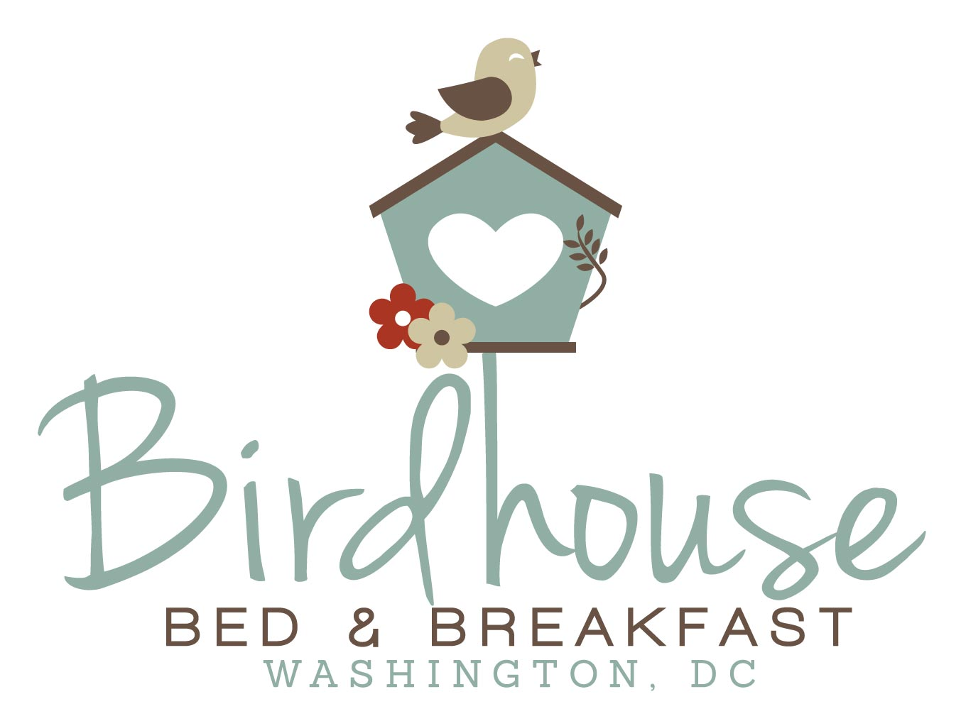 Birdhouse bed and breakfast home