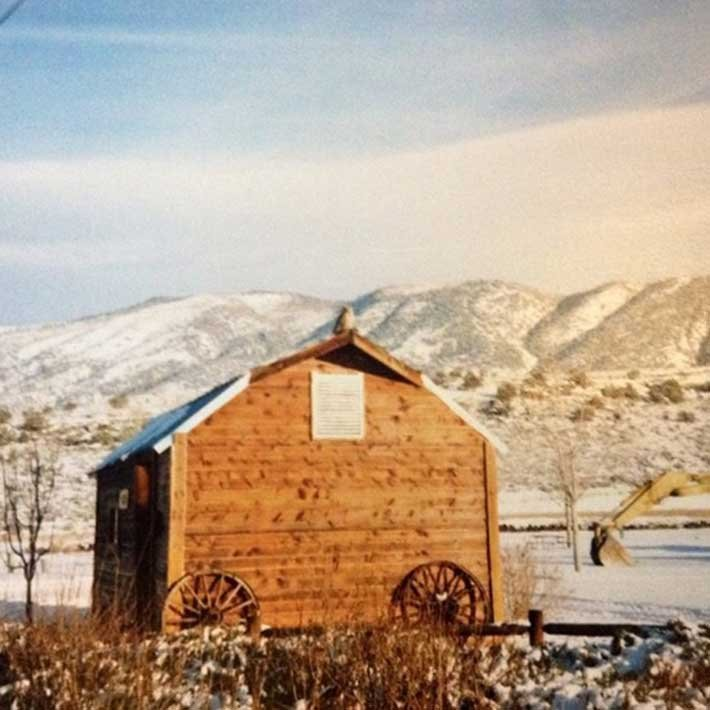 History of Temple Hill Campground in Manti, UT