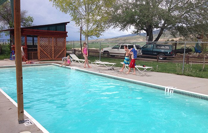 Amenities at Temple Hill Resort RV and Campground in Manti, Utah