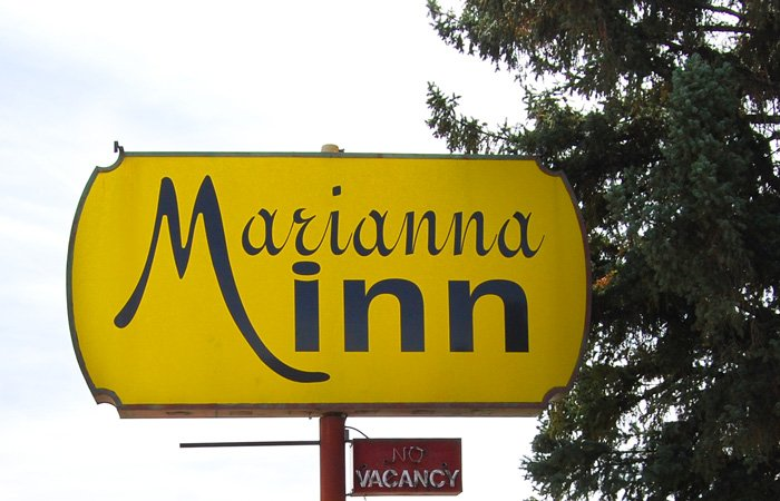 Marianna Inn in Panguitch, Utah