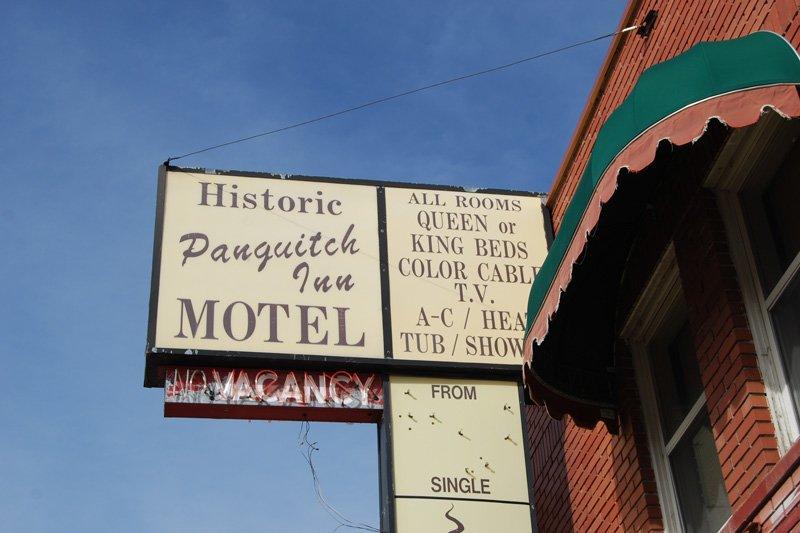 Panguitch Inn policies