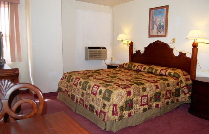 Panguitch Inn rooms Utah