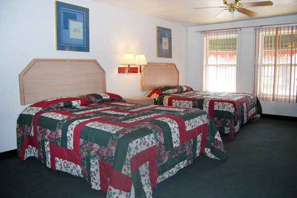 Guest rooms Panguitch Inn Utah