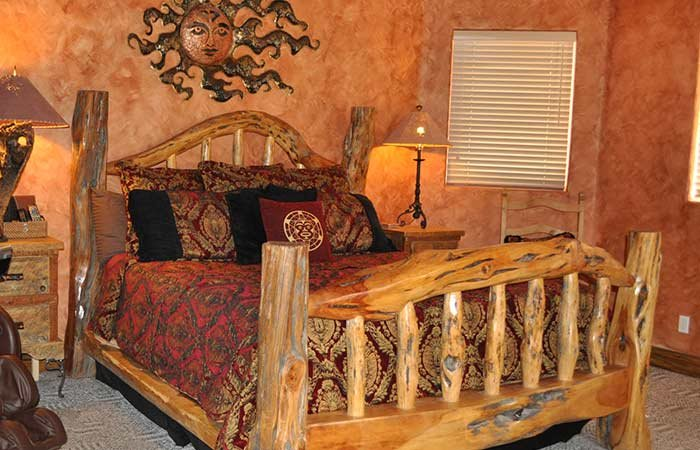Guest Rooms in Zion Canyon B&B in Springdale, UT