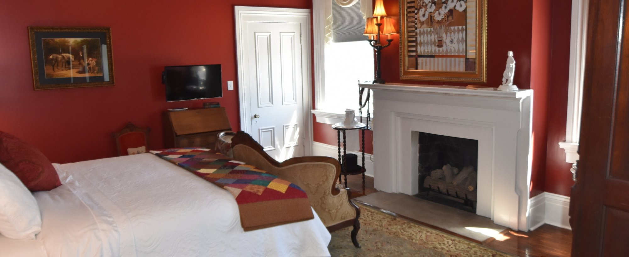 Scarlet Oak Suite Columbia Tn Bed Amp Breakfast