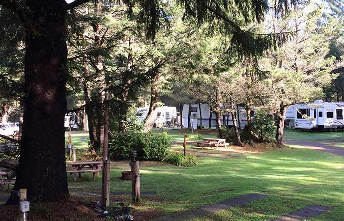 Photo Gallery - Nesika Beach, OR Camping   Honey Bear RV Resort