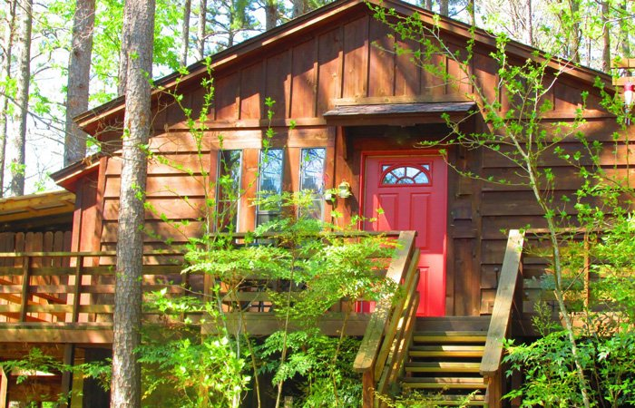Hochatown Junction Resort Cabins