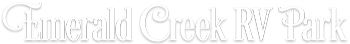 Emerald Creek RV Park Logo