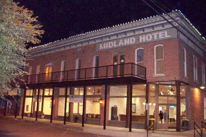 About the Midland Hotel