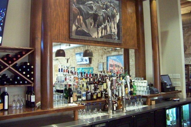 Midland Hotel 1896 Saloon