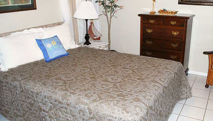 Guest Rooms at Fortuna Bay in Corpus Christi, TX