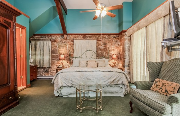 The Villa Bed and Breakfast in Westerly, Rhode Island
