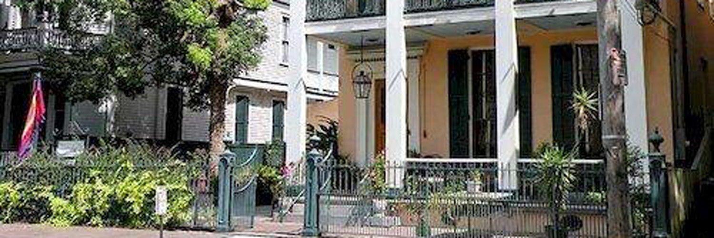 The Parisian Courtyard Inn Bed U0026 Breakfast In New Orleans Lower Garden  District
