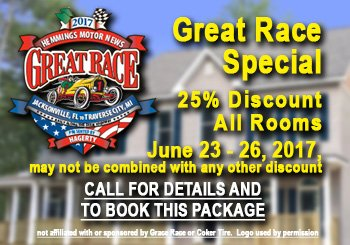 Great Race Special