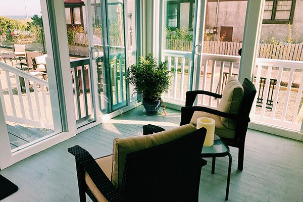 Second Floor Rooms at the Grand Victorian at Spring Lake