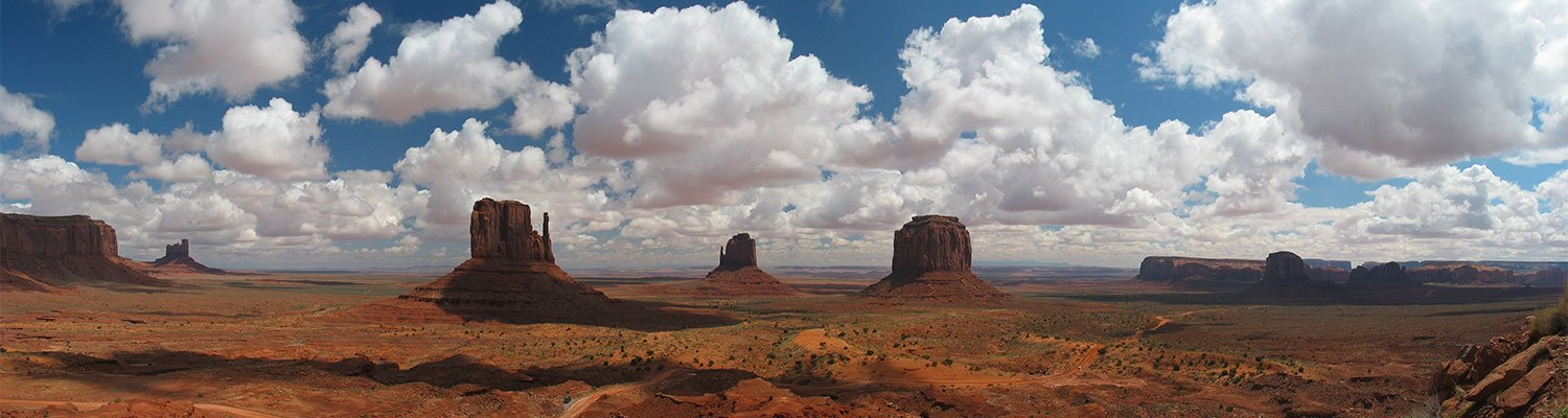 Monument Valley flight tour