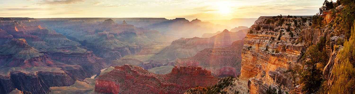 North Grand Canyon flight tour