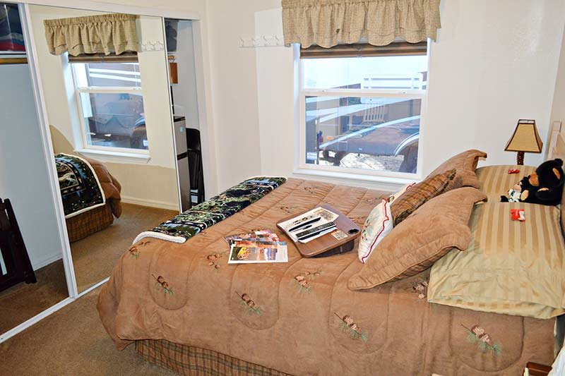 Guest Room at Bears Den B&B in Page, AZ