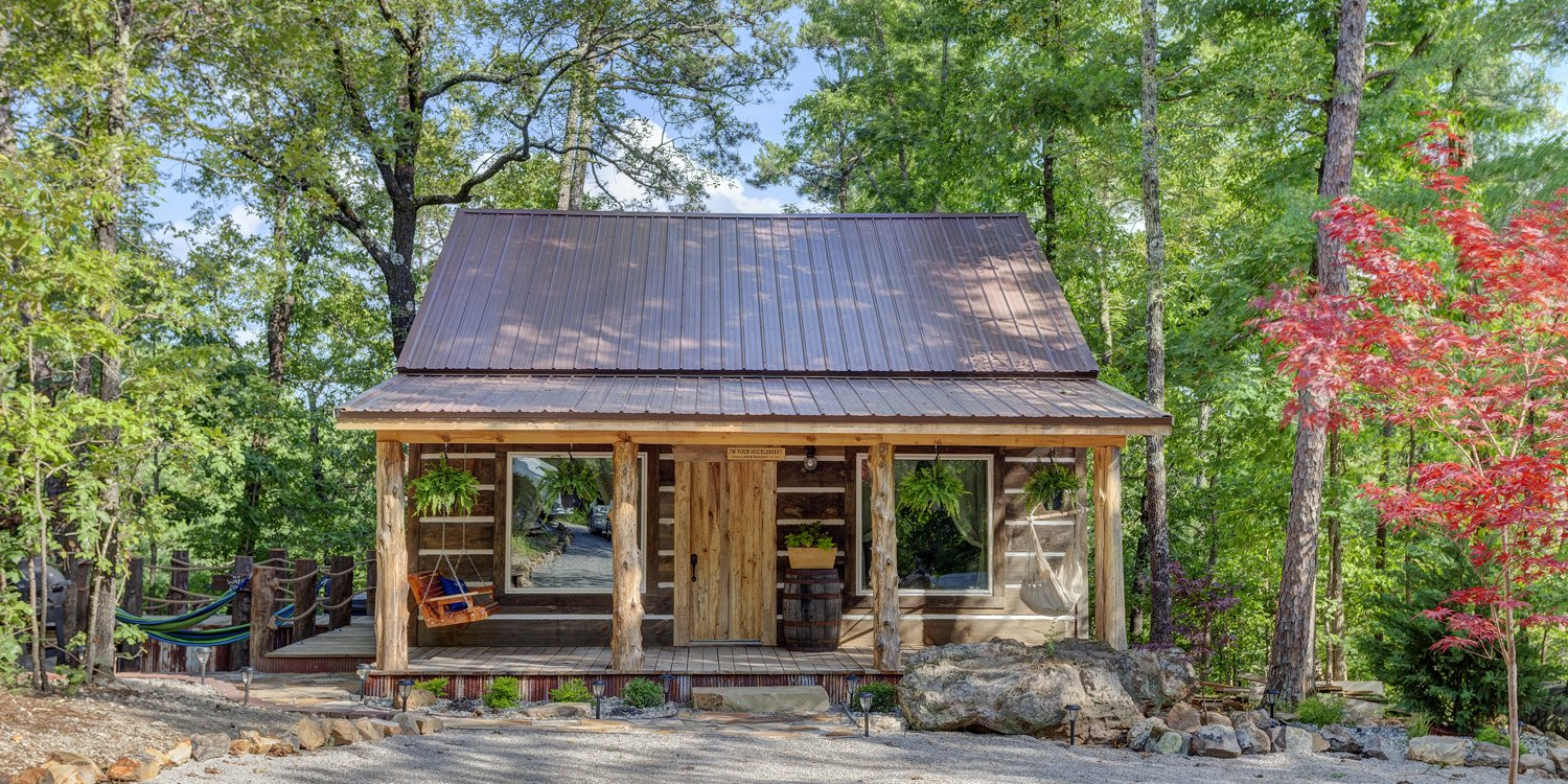 Fox Pass Cabins Home -Vacation Rental in Hot Springs