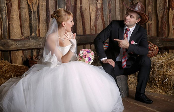 Weddings at Fox Pass Cabins