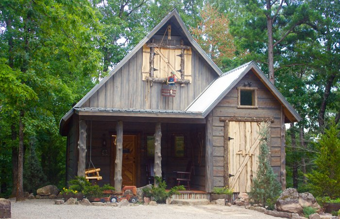 Fox Pass Cabin in Hot Springs, Arkansas