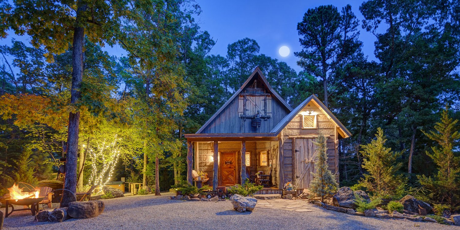 Fox Pass Cabins Home Vacation Rental In Hot Springs Arkansas