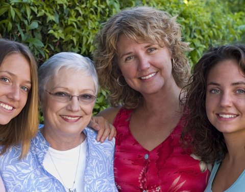 Family Reunions at Garden Gables Inn
