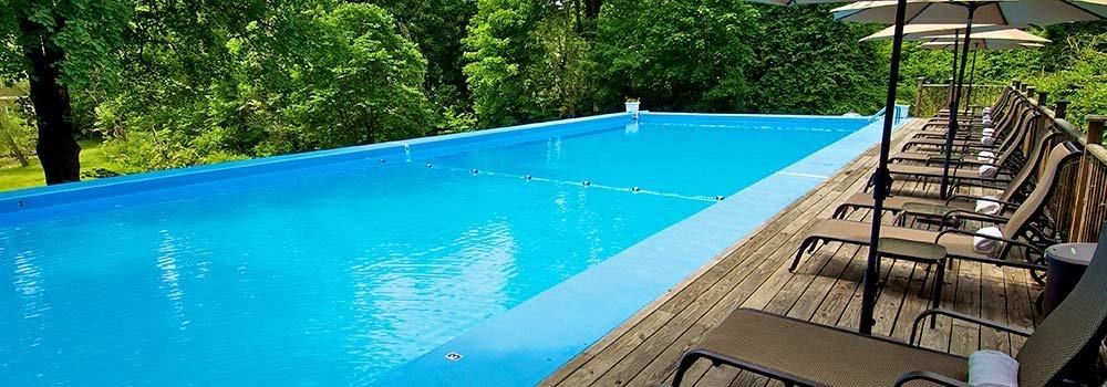 Pool Lenox Ma B B The Garden Gables Inn