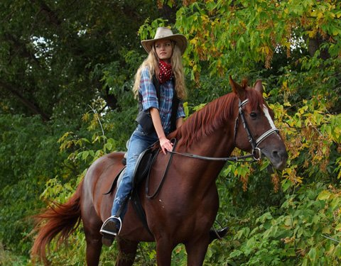 horseback riding near Garden Gables Inn in Lenox, MA